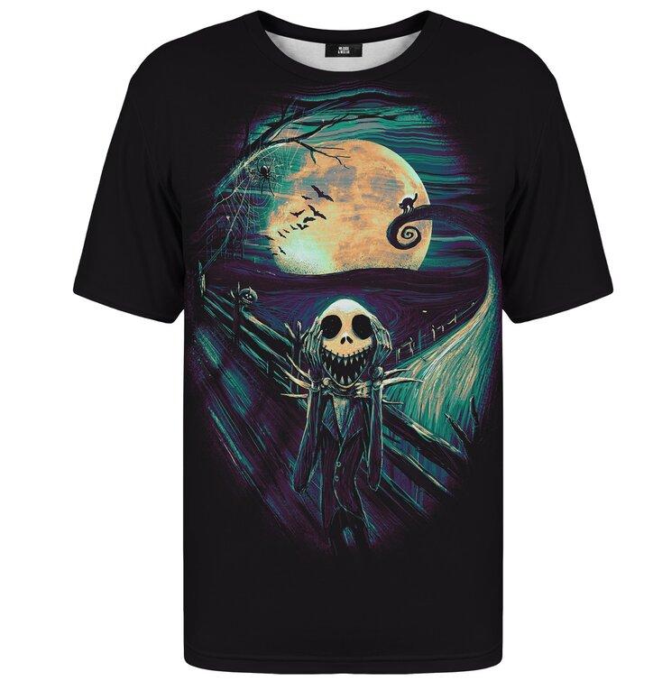 T-Shirt mit kurzen Ärmeln Skelington