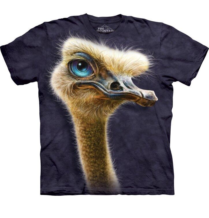 T-Shirt Strauß