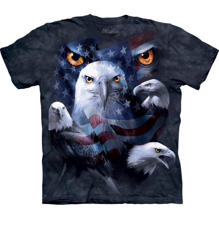T-Shirt Adler Mondaugen