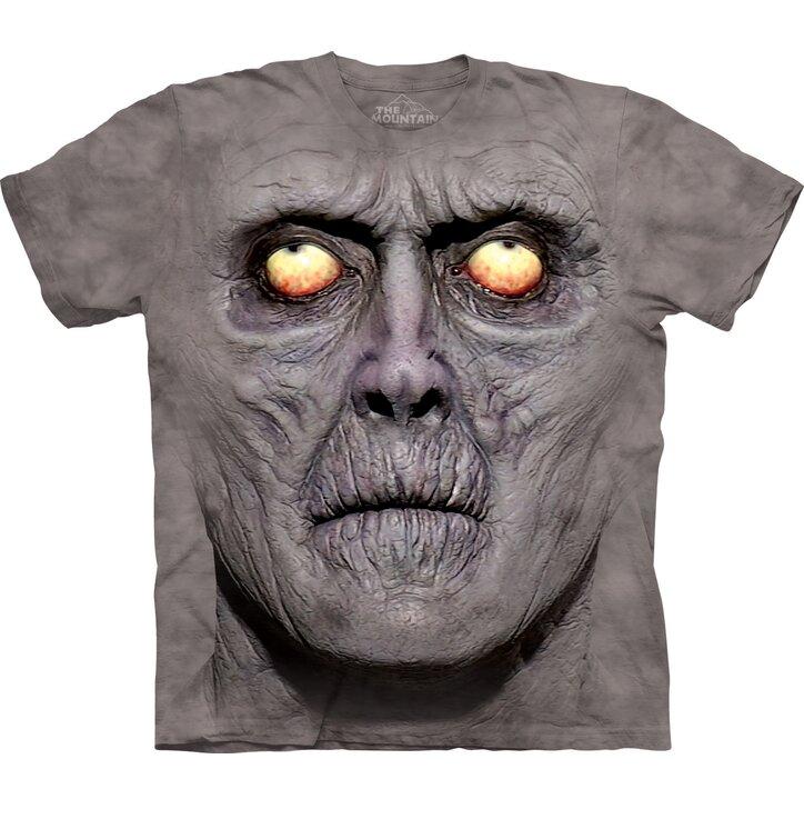 T-Shirt Gesicht Zombie