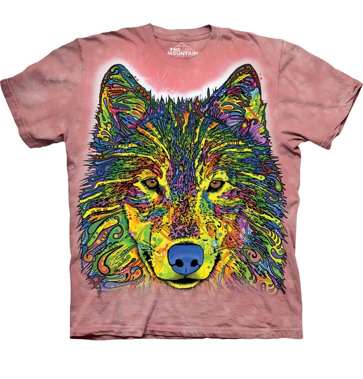 T-Shirt Russo Wolf