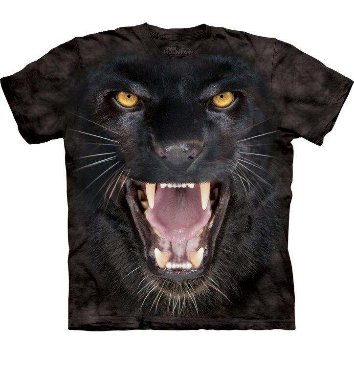 T-Shirt Aggressiver Panther