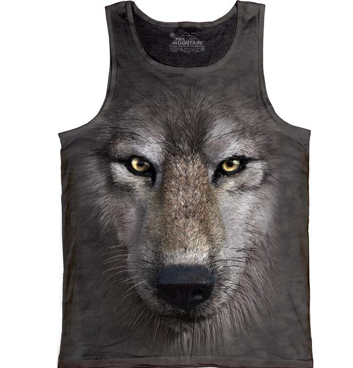 Tielko Tvár Vlka