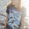 Rabatt T-Shirt Haifisch-Collage