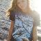 Ausverkauf T-Shirt Haifisch-Collage