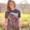 für ein vollkommenes und originelles Outfit T-Shirt Strauß